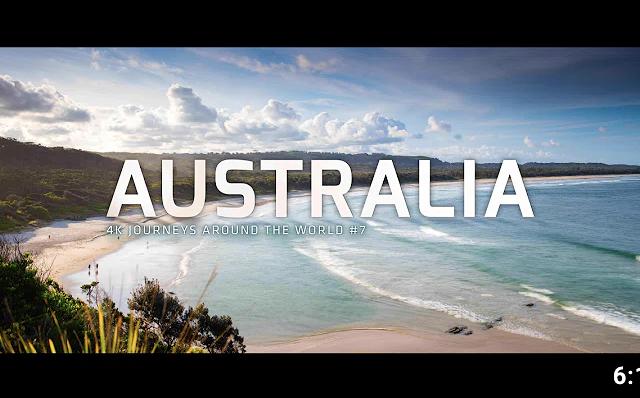 Australia-8k