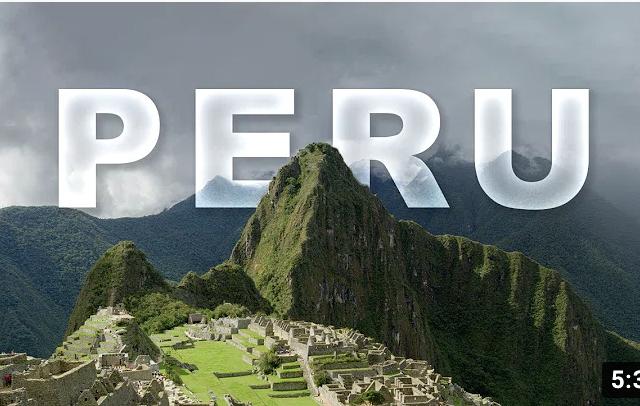 Peru-8K-HDR